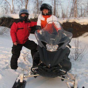 Достоинства снегохода Yamaha Venture