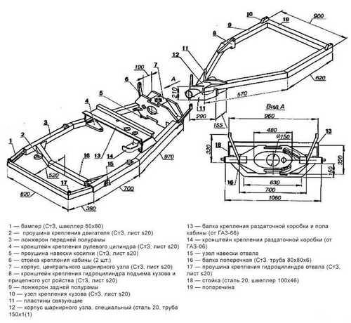 Самодельные вездеходы на шинах низкого давления
